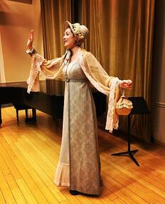 Paige in Opera
