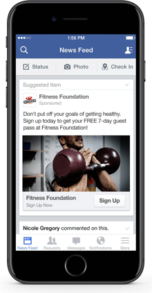 Facebook Lead Ads For Your Studio Or Gym