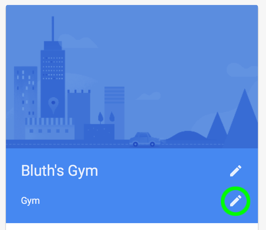 Google Maps For Fitness