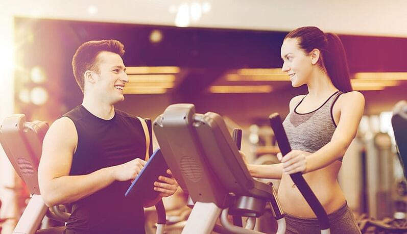Increase PT sales with health club software