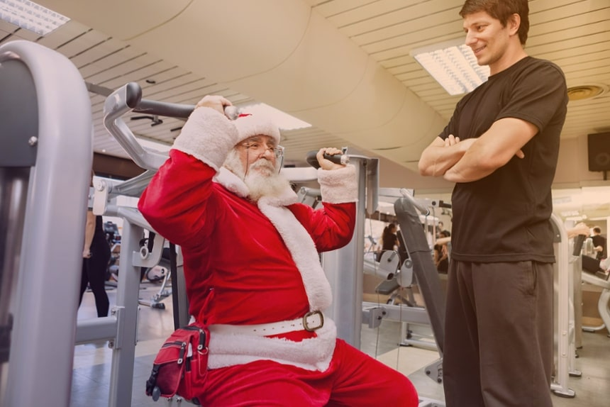 Health Club Holiday Sales