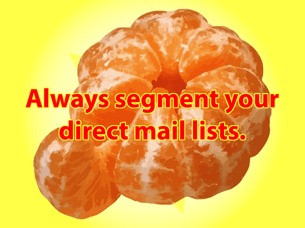 segmenting direct mail campaigns for fitness businesses